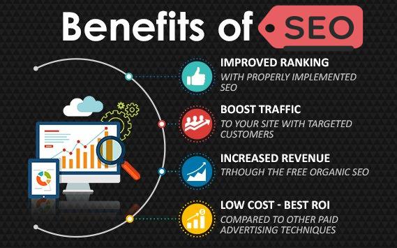 benefits of seo pakseo,net